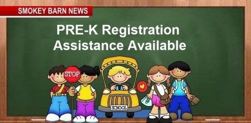 Assistance Available For 2021-22 Pre-k Registration Application Process