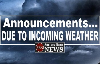 Special Notices & Alerts, Delays, Cancellations Due To Incoming Weather