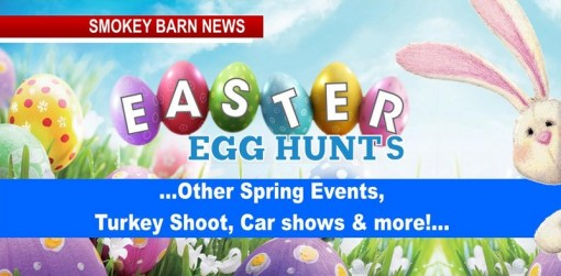 Many Spring, Easter Events Planned Across The County