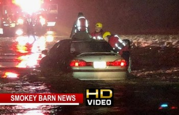 Two Saved In Daring Water Rescue Near Springfield