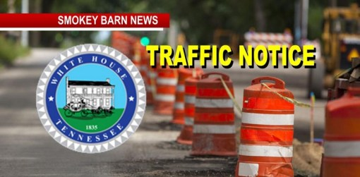 White House Traffic ALERT-> Slow Down For Workers