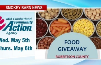 2 Day FREE Food Giveaway Event May 5-6 By Mid Cumberland Community Action
