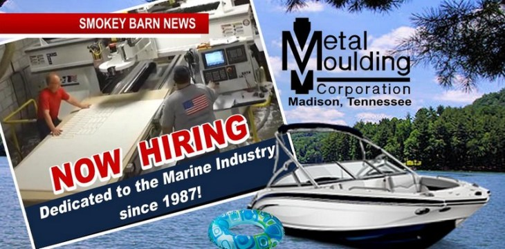 1st & 2nd Shift Openings Across The Board At Metal Moulding Corp/Patrick Industries