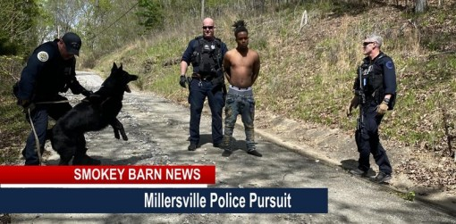 Stolen Vehicle Triggers Manhunt In Two States