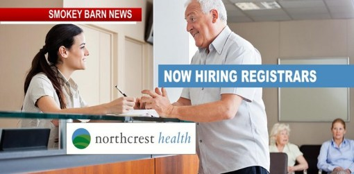 Be A Registrar At NorthCrest Medical Center Or Learn About Other Career Opportunities