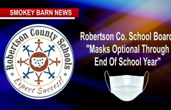 'Masks Now Optional' In Robertson Co. Schools Starting May 11