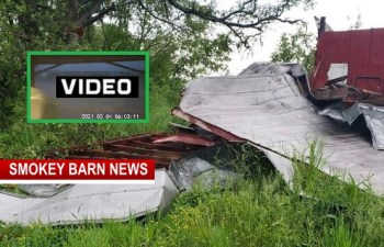 Monday's Storm Drops 3 Tornados On Robertson County