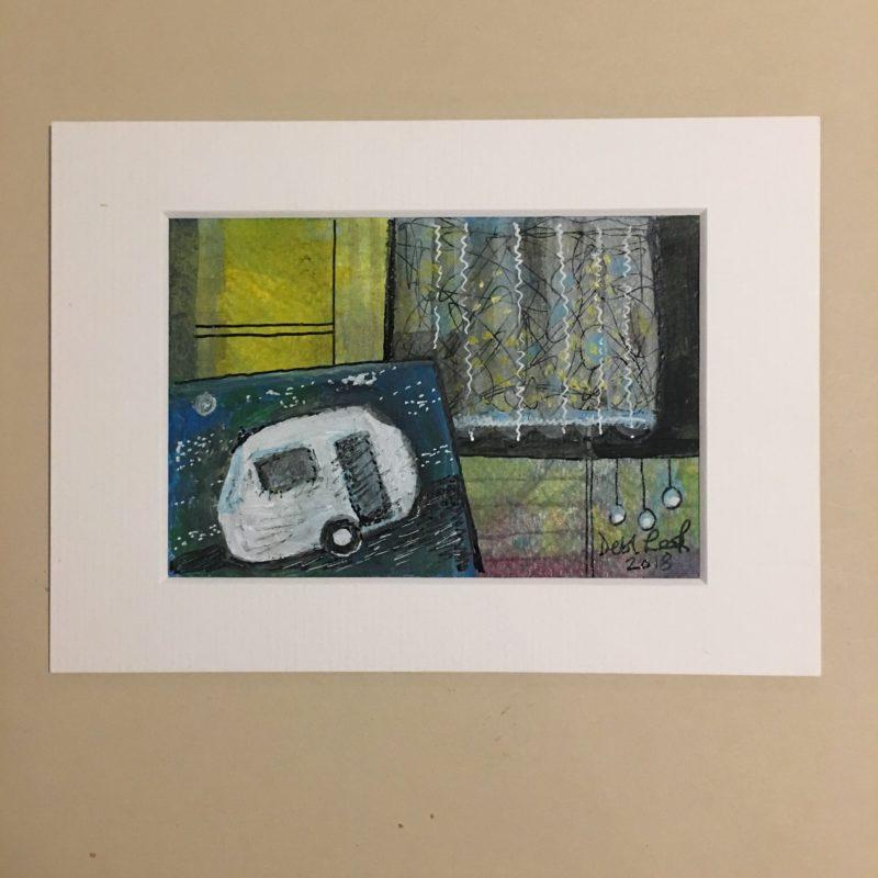 La Caravane Passe by Debbie Lear