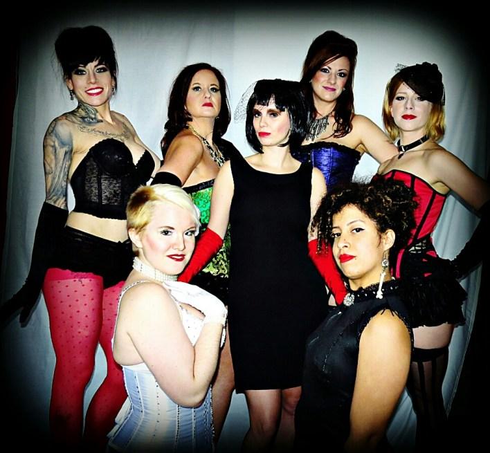 Smokin' Betties Burlesque