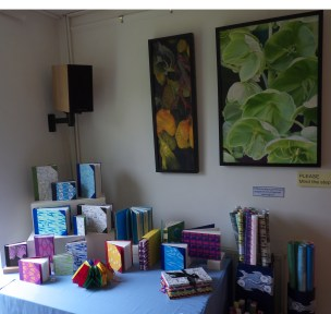 Books ceredigion art trail 2016