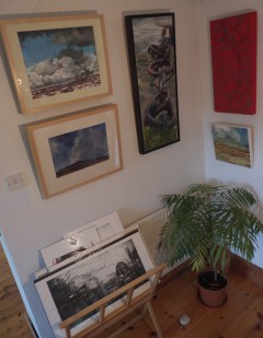 ceredigion art trail Nant
