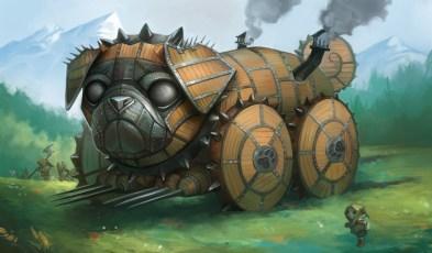 Puggernaut