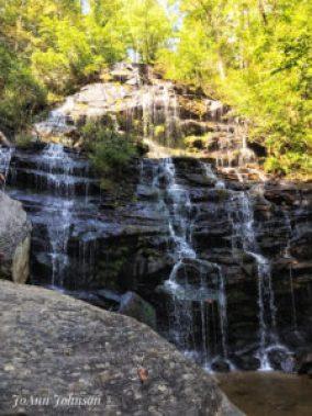 Issaqueena Falls Walhalla, South Carolina