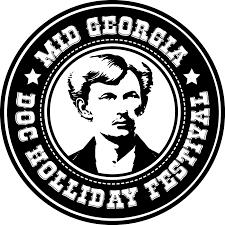 Doc Holiday Festival logo
