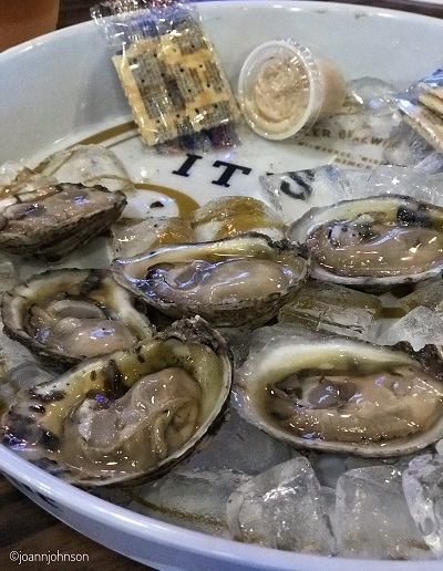 The Station Raw Bar Oysters