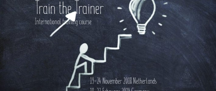 Outdoor as a Tool: Train the Trainer – Training course in the Netherlands