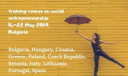 Entrepreneur LAB – Training course in Bulgaria