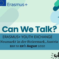 Can We Talk? Youth Exchange in Austria