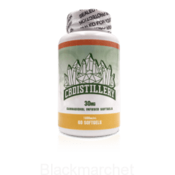 Buy CBD Isolate Infused Softgels Online