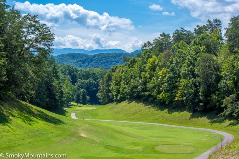 Gatlinburg Golf Course   Honest Review  Original Photos    Prices     Pigeon Forge Things To Do   Gatlinburg Golf Course with Breathtaking  Views   Original Photo