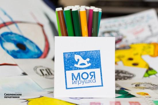Изготовление печати-картинки в Смоленске
