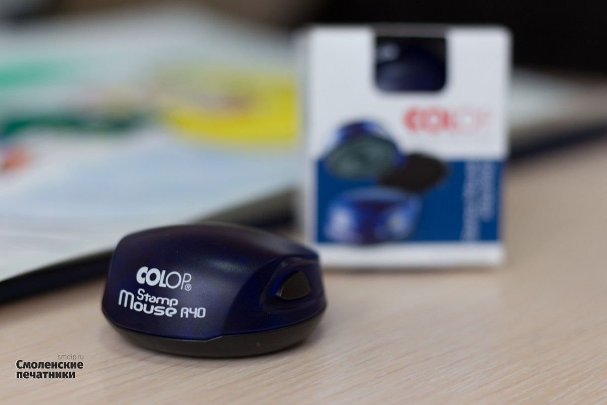 Colop Stamp Mouse R40
