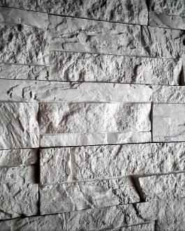 Декоративный камень.Гипсовая плитка, МонБлан К 50 (упаковка 0,5 м2), неокрашенно