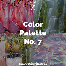 Color Palette No. 7