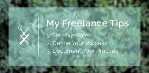 smoorelovin's top 3 freelance tips