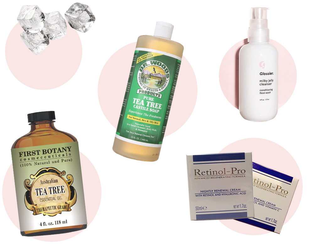 My 5 must-have products for clear skin!