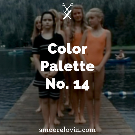 Color Palette No. 14