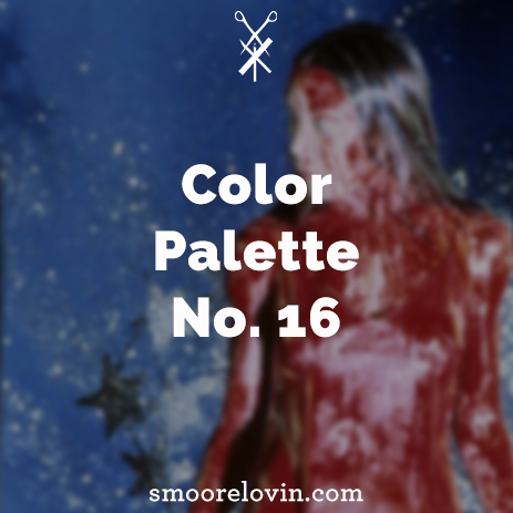 Color Palette No. 16