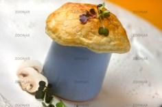 Schwammerlsuppe à la Haubenküche © Liz Collet