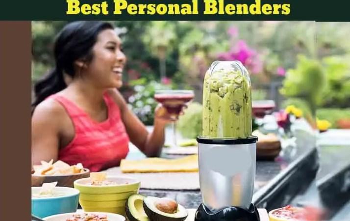 Best Personal Blenders