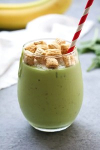 TROPICAL TURMERIC GREEN SMOOTHIE