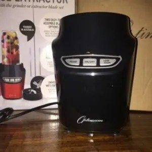 Base with motor - Optimum Nutriforce Extractor | SmoothieSailor.com.au