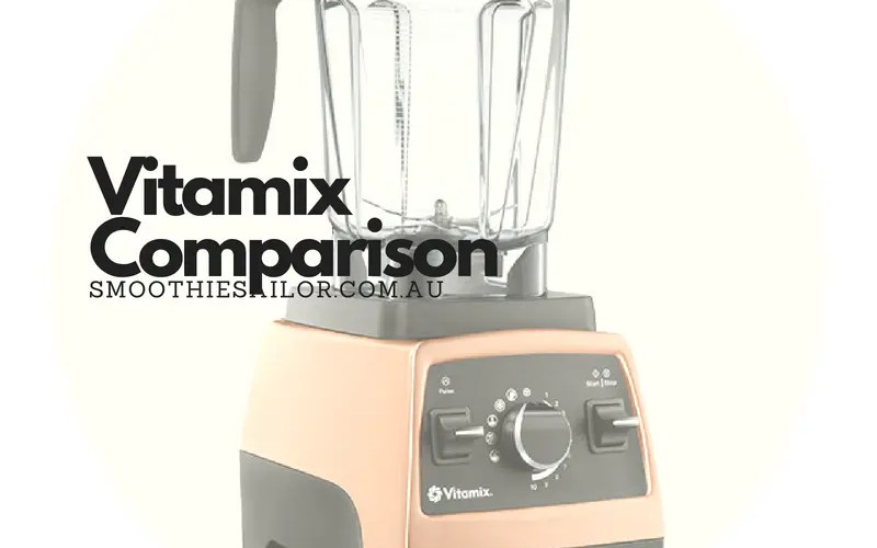 Vitamix-comparion