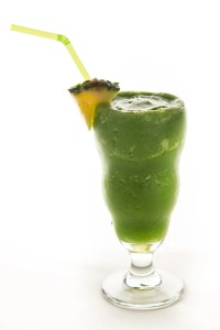 easy healthy green smoothie