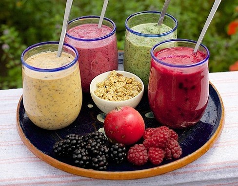 smoothies move the bowels