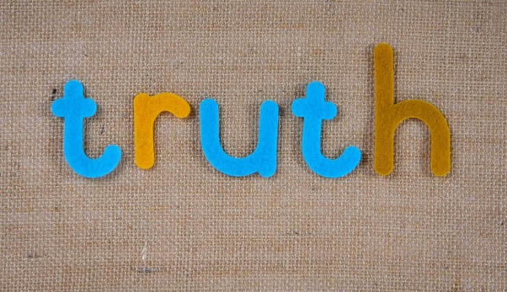 Truth is the setpoint