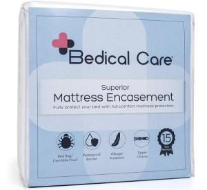 bedical care premium mattress protector cover image
