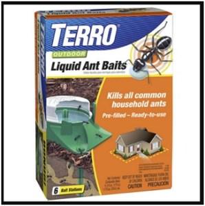 terro 1806 outdoor liquid ant baits image