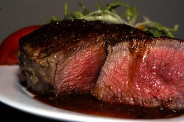 Steak?