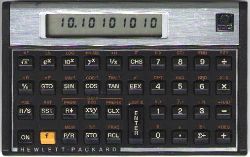 HP-10C