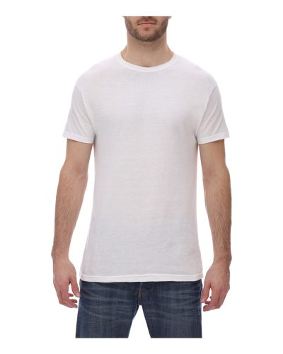 Customizable Canadian Made Kings Athletics T-Shirt in White