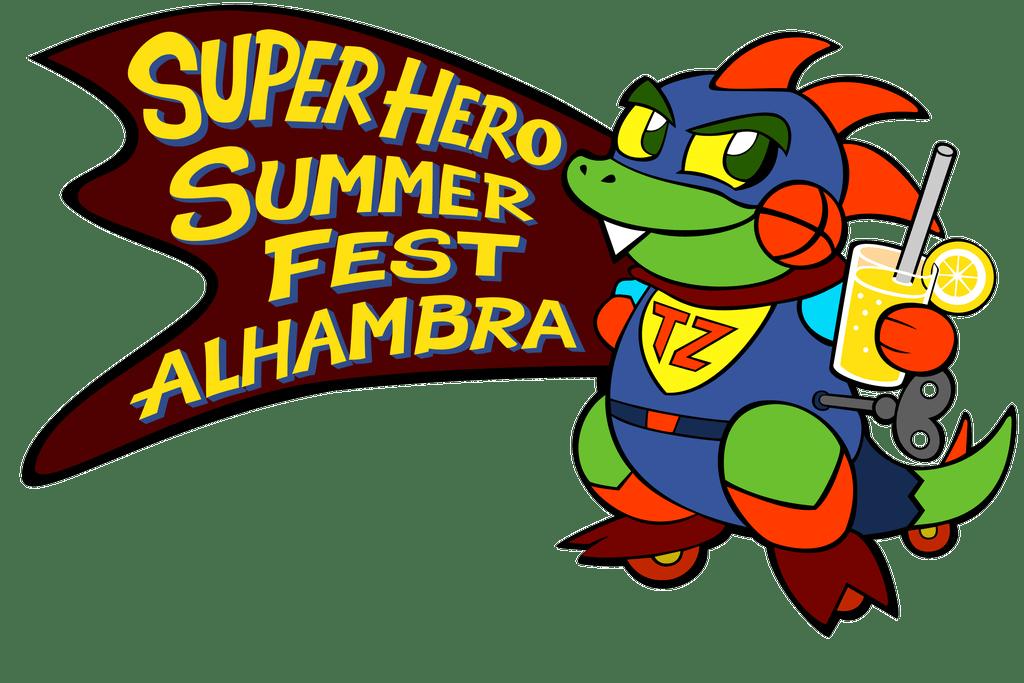 SuperHero Summer Fest Alhambra