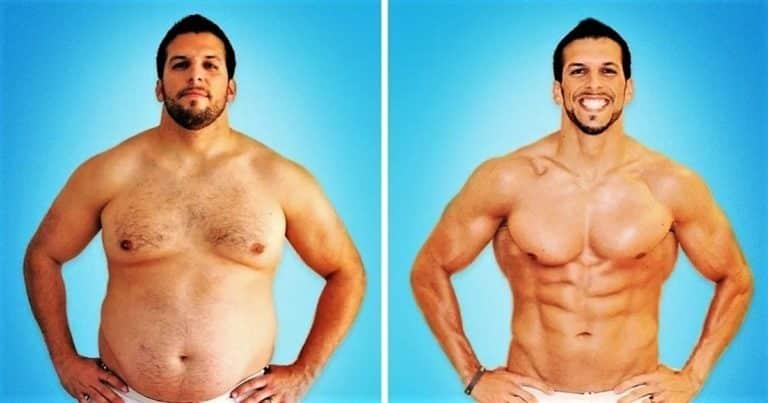 как можно быстрее похудеть мужчине