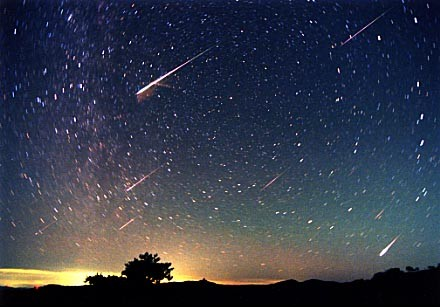 meteor shower-1