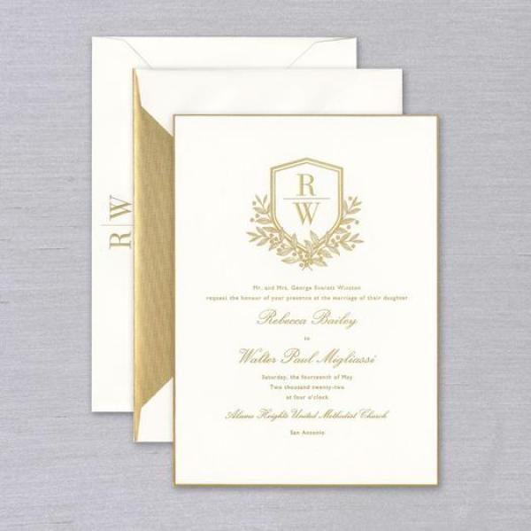 Wedding Invitations Stationery Style Me Pretty