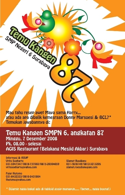 News Medio Jejaring Smp 6 Surabaya